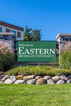 Eastern Michigan University.