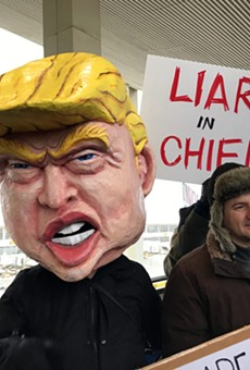 Poll: Trump is in big trouble in Michigan