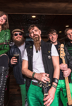 Detroit rockers Stone Clover celebrate a decade of 'Paddy Slag'