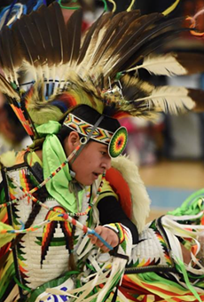 47th annual Dance for Mother Earth Powwow returns to Ann Arbor
