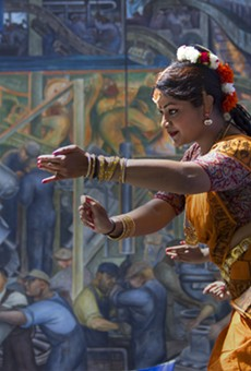 Bollywood and beyond — DIA hosts two day Celebrate India event