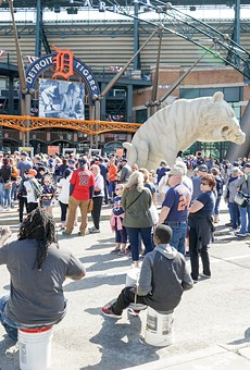 Detroit Opening Day party guide