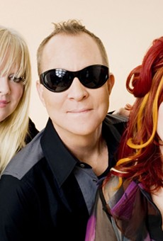 B-52s celebrate 40th anniversary with two Michigan stops