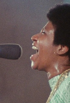 Review: Aretha Franklin doc 'Amazing Grace' has soul