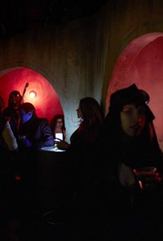 Once again, Detroit's Tangent Gallery will be transformed into an immersive 'Star Wars' cantina