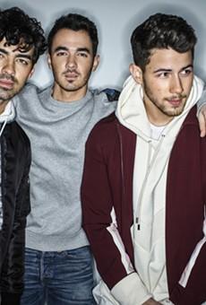 The Jonas Brothers.