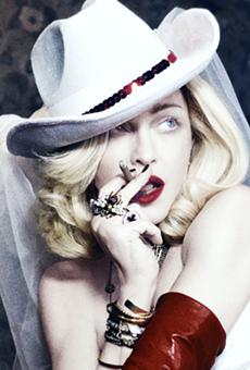Madonna skips Detroit on initial 'Madame X' tour