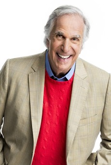 It's still happy days for Henry 'the Fonz' Winkler