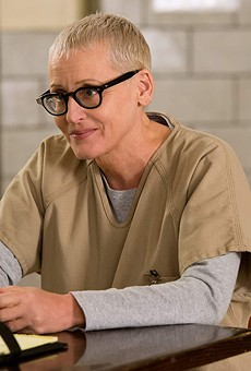 Lori Petty in Orange Is the New Black.