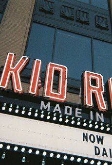 Kid Rock's Made in Detroit restaurant located within Little Caesars Arena.