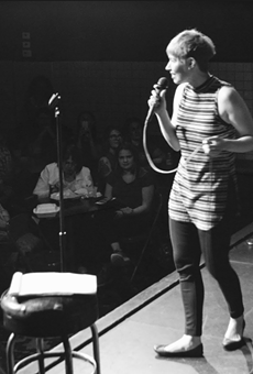 Natalie Bainter performing during last year's festival.