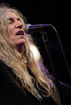 Patti Smith announces a pair of dates at the Royal Oak Music Theatre