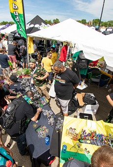 This year's Cannabis Cup was a whiff of things to come for Michigan's new marijuana industry
