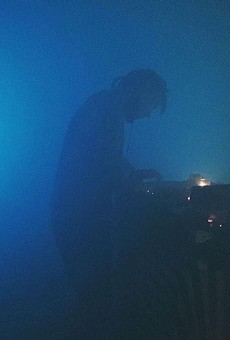 Detroit's Something Cold is celebrating 10 years of industrial wave and fog juice