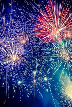 Ford Fireworks amps up pyrotechnics for 61st annual showcase