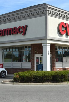 CVS Pharmacy now has time-delay safes for drugs in all Michigan locations