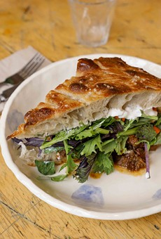 Review: Ochre Bakery serves up clean cuisine in Core City