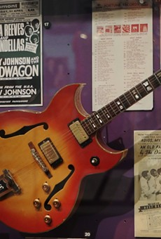 The Rock & Roll Hall of Fame is celebrating 60 years of legendary Motown