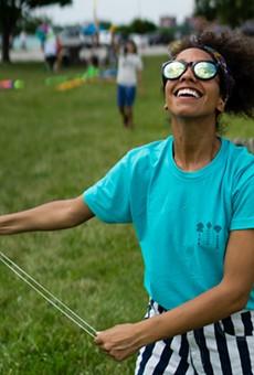 Detroit Kite Festival returns to Belle Isle for high-flying fun