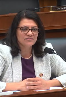 Tlaib co-sponsors resolution to protect right to boycott Israel