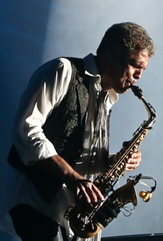 The Morrie celebrates new location with performance by Billy Joel saxophonist Mark Rivera