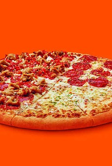 Little Caesars offers new Quattro pizza for when you can't make up your mind