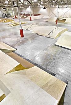 Pro skaters slide into Royal Oak's Modern Skate & Surf for Vans-hosted 40th-anniversary bash