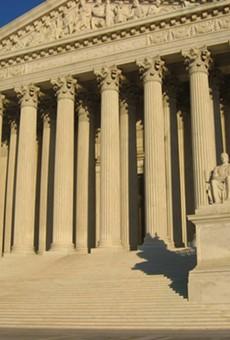Trump's DOJ urges Supreme Court to rule against transgender woman in Garden City