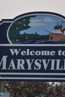 Welcome to Marysville: A city council candidate thinks this Michigan city should be unwelcome to people of color.