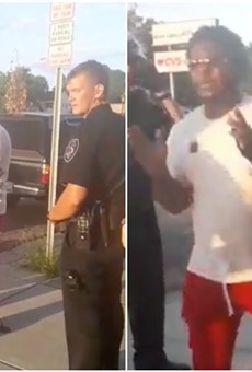 Royal Oak cop who harassed Black man in viral video has resigned