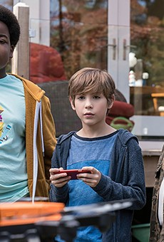 Brady Noon, Jacob Tremblay, and Keith L. Williams in Good Boys.