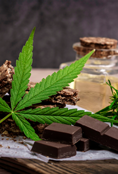 Chocolate in marijuana edibles is skewing potency levels in tests