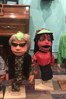 This year's Detroit Fringe Festival has plenty of puppet programming.