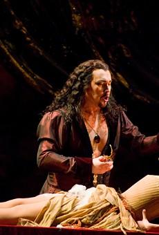 Don Giovanni, the original fuccboi, kicks off Michigan Opera Theatre's season