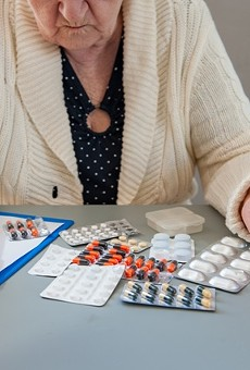 It is estimated that one in three people in Michigan is not taking prescribed medications because they can't afford it.