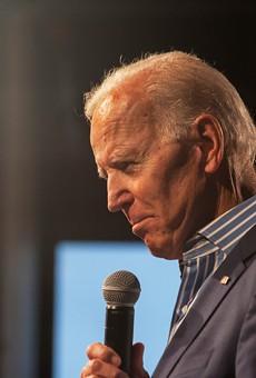 Joe Biden says marijuana may be a 'gateway drug,' despite evidence to the contrary