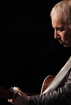 To hell with silence — the Detroit Symphony Orchestra takes on Paul Simon's songbook