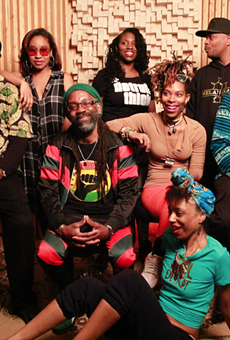 Funk it up with Detroit's purveyors of justice and jams, Mollywop, at Northern Lights Lounge