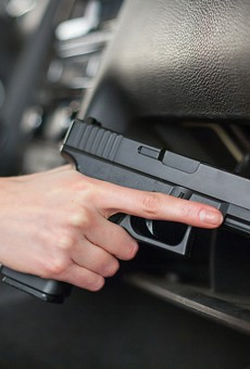 Gun owners want the right to leave their firearms in unlocked cars in Eastpointe