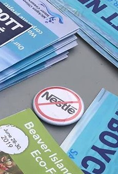 Groups call Nestlé ruling a win for Michigan's water, democracy