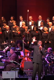 Too Hot to Handel turns up the heat on a holiday tradition at the Detroit Opera House