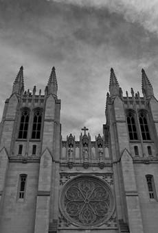 A Catholic Church in Detroit.