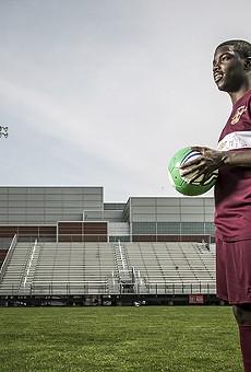 The Athlete: Zeke Harris