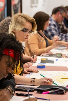 Ready, set, draw! The 8th Annual Monster Drawing Rally returns to MOCAD