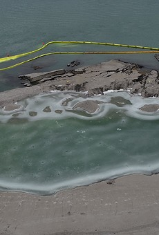 Detroit River shoreline collapse was an illegal operation that could have been prevented