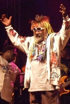 George Clinton part of the DIA's 'Tales from the Funk'