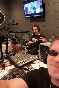 Erik Shaltis is Detroit's Internet radio maverick