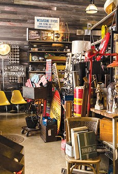 Corktown shop dispenses character