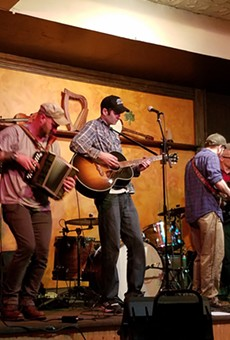 The Codgers, March 7, the Gaelic League Irish American Club.