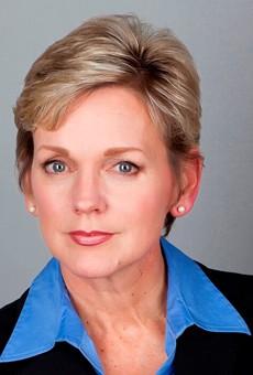 Former Michigan Gov. Jennifer Granholm.